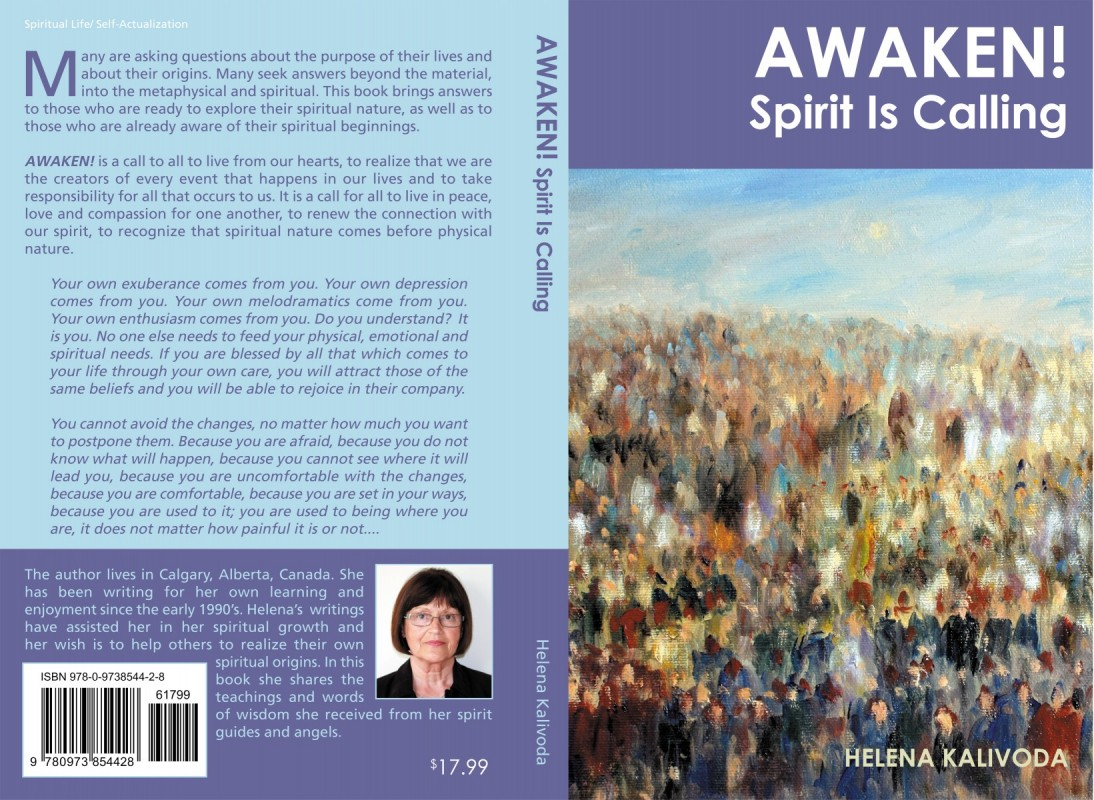 Awaken! by author Helena Kalivoda